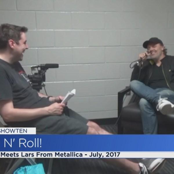 Celebrating Ten Years: RS Throwback - Brendan meets Metallica