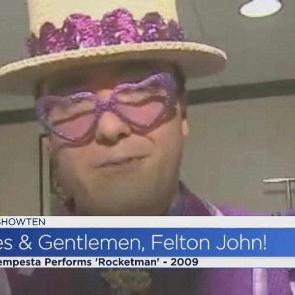 Celebrating Ten Years: RS Throwback - Shawn Tempesta becomes Felton John