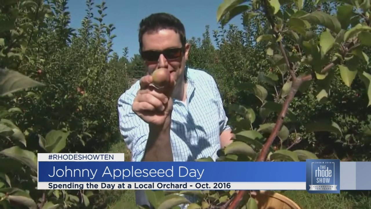 Celebrating Ten Years: RS Throwback - Spending the Day at a Local Orchard