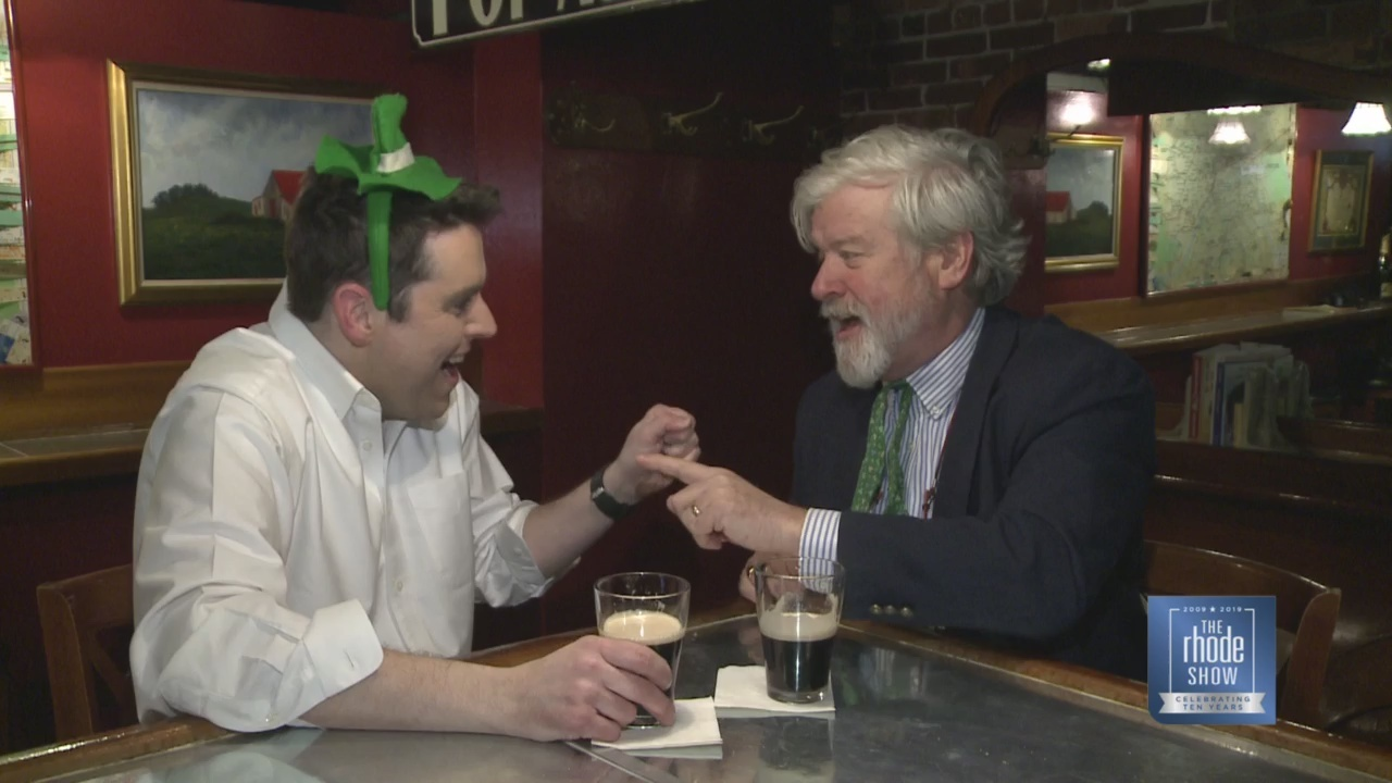 Discovering Rhode Island's Irish heritage