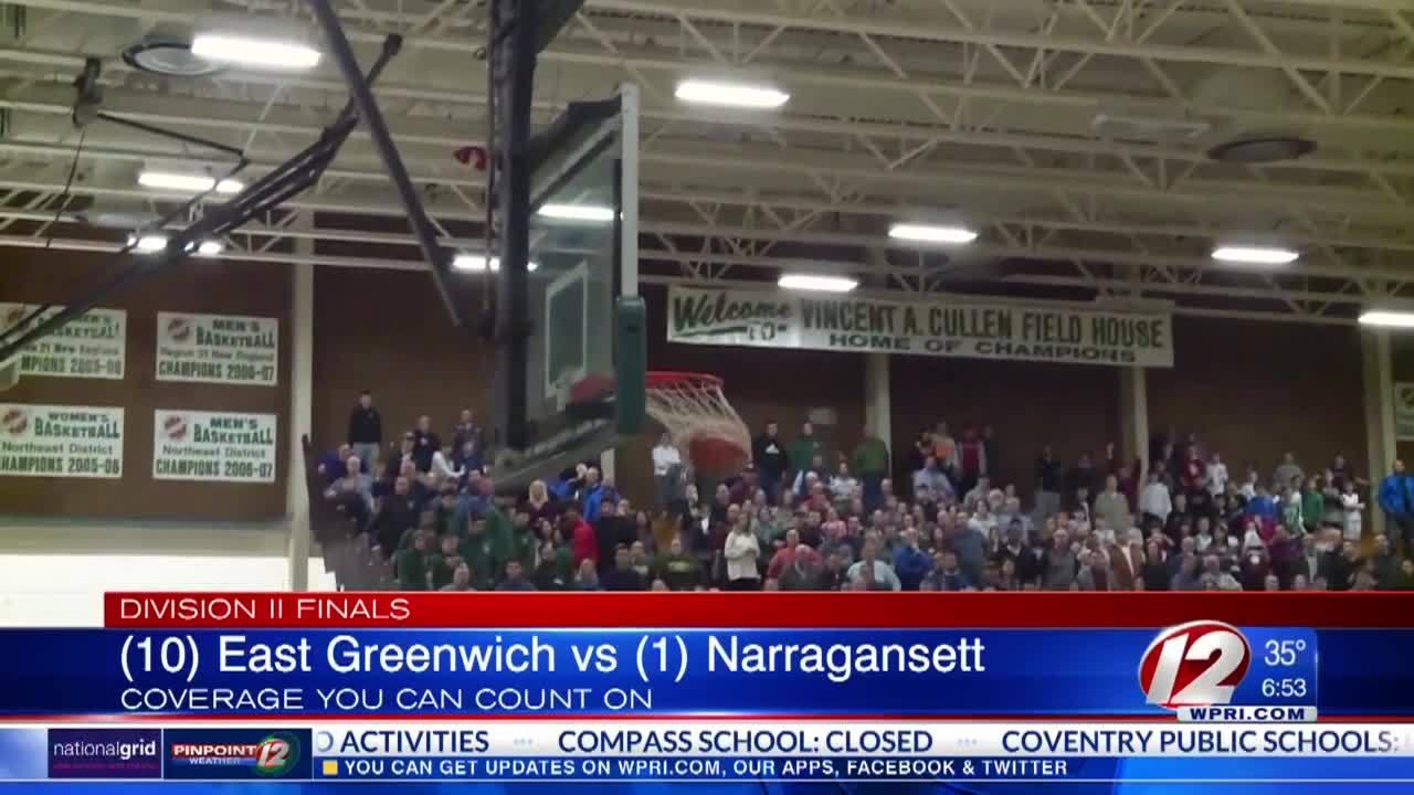 East Greenwich wins D-II boys basketball title on Pat Shea