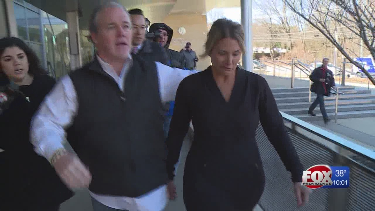 Former North Providence superintendent arraigned on felony charges