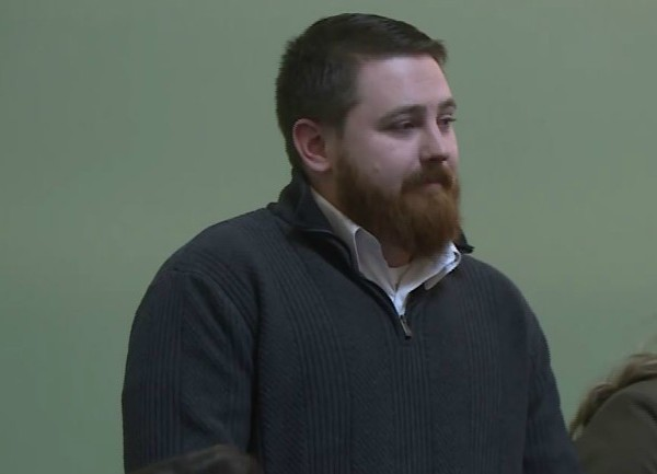 Man honored for rescuing driver who crashed into Pawcatuck River