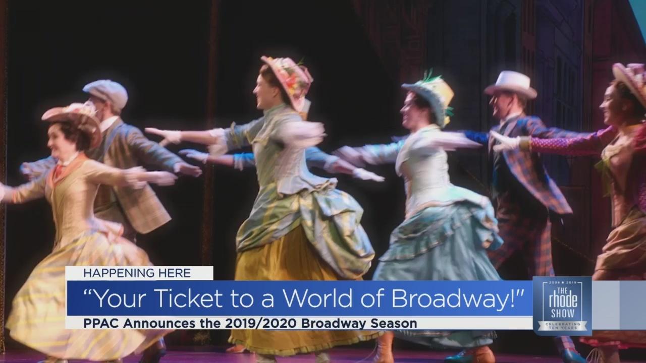 Ppac Schedule 2020 PPAC announces 2019/2020 Broadway season