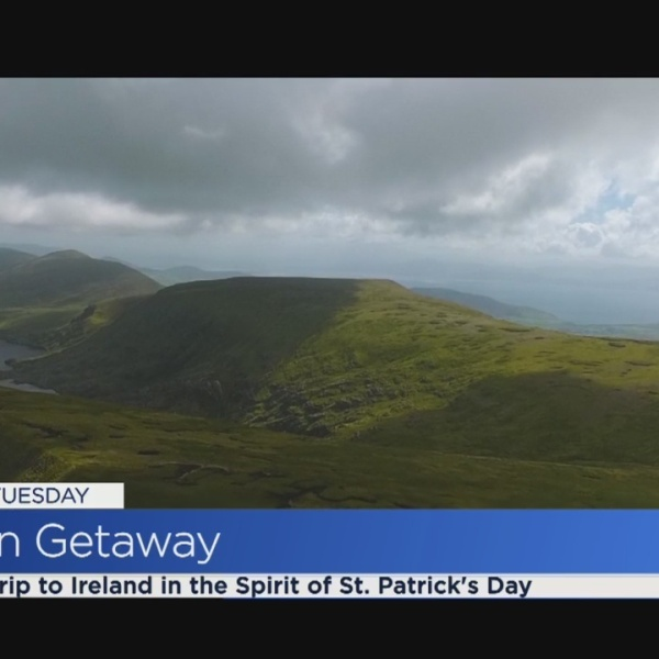 Stay in the Green Spirit with a Trip to Ireland