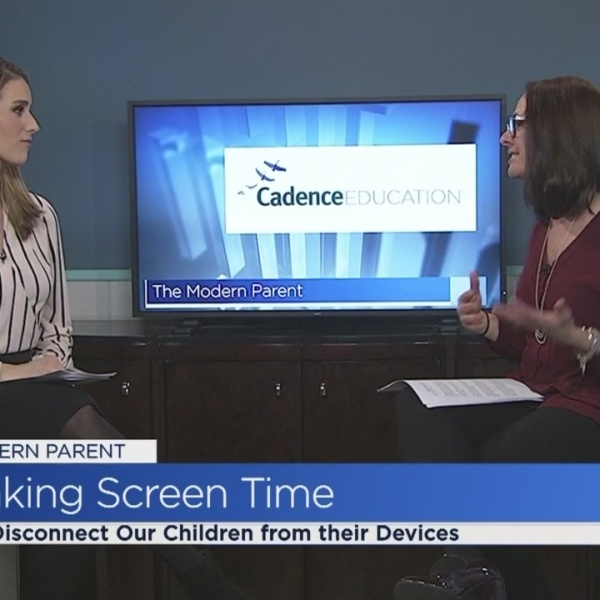 The importance of limiting screen time with small children