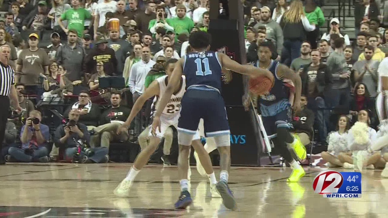 URI's run in the A10 Tournament ends in the semifinals