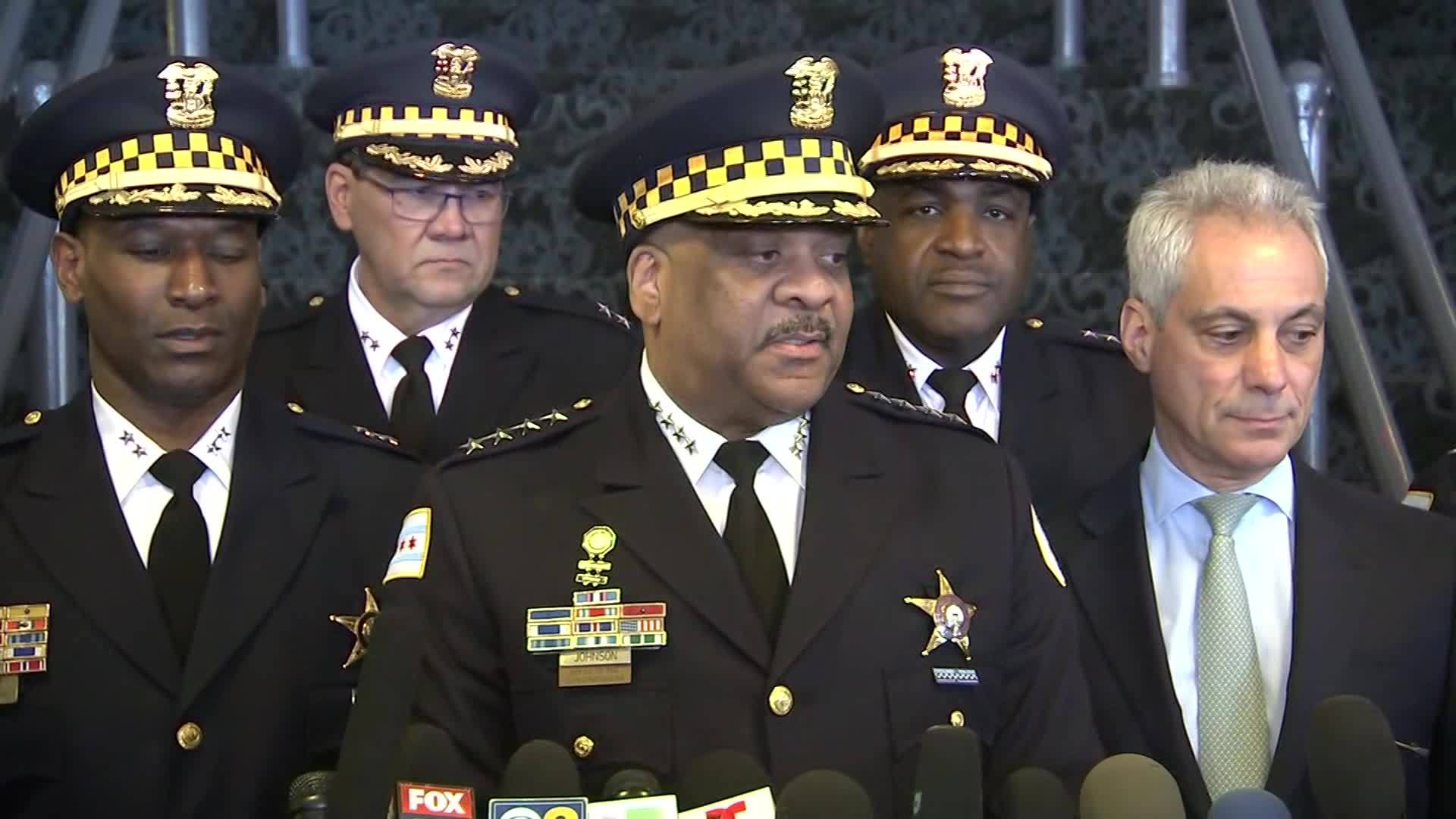 VIDEO NOW: Chicago Police Chief on Smollett Charges Being Dropped