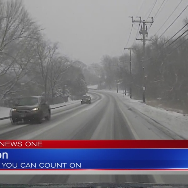 Video Now: Web-Exclusive Weather Update