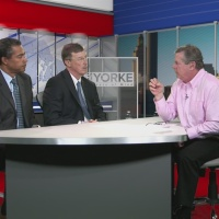 4/23: Care New England's CEO, Chief of Cardiology talks CNE merger with Partners on State of Mind