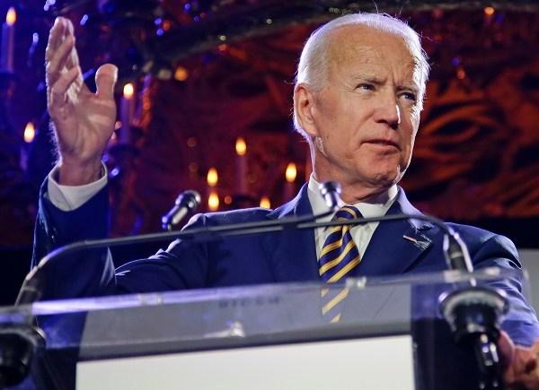 Second woman accuses Joe Biden of unwanted touching