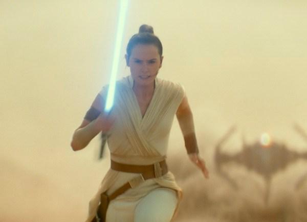Star Wars Episode IX Rise of Skywalker - Rey