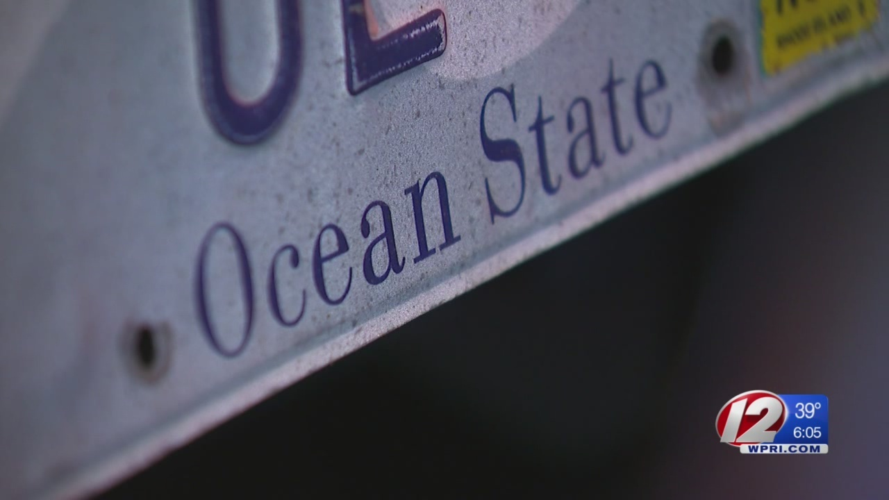 Bill would hike DMV fee for RI plates from $6 to $15