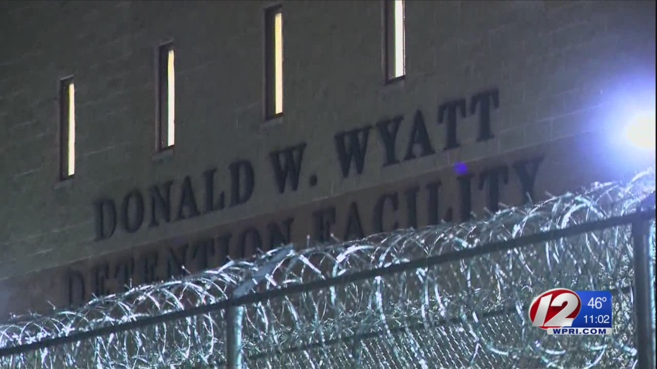 Central Falls City Council votes to cut ties with Wyatt Detention Facility