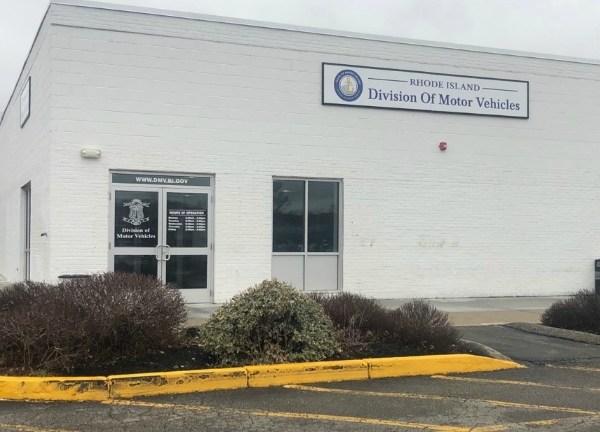 DMV - New Location in Woonsacket