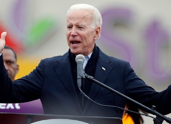 Joe Biden launches 2020 presidential campaign