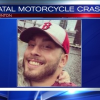 Family and friends gather to remember young father killed in motorcycle crash in Taunton