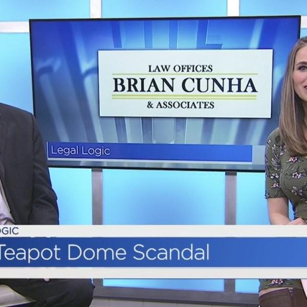 Legal Logic: The Teapot Dome Scandal