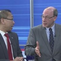 Newsmakers 4/26/2019: Mayor Allan Fung, NEARI's Bob Walsh