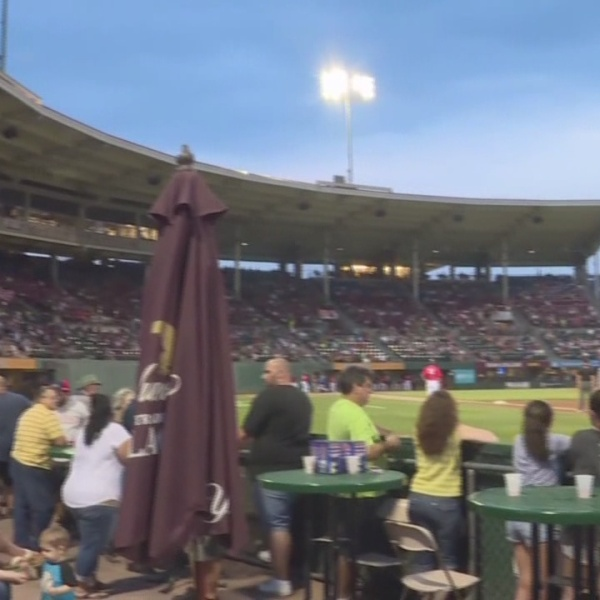PawSox Home Opener at McCoy Stadium Tonight