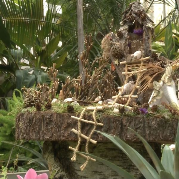 RHODE EXTRA: Magical Time Inside the RWP Fairy Gardens