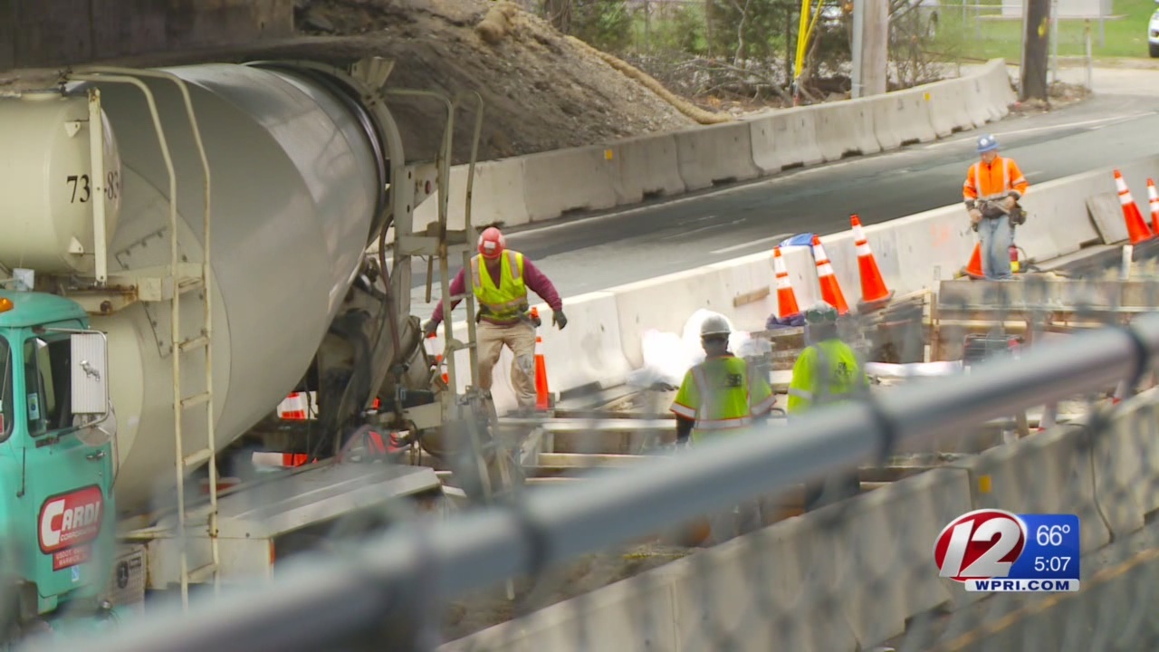 RIDOT: 77 road projects planned for this construction season