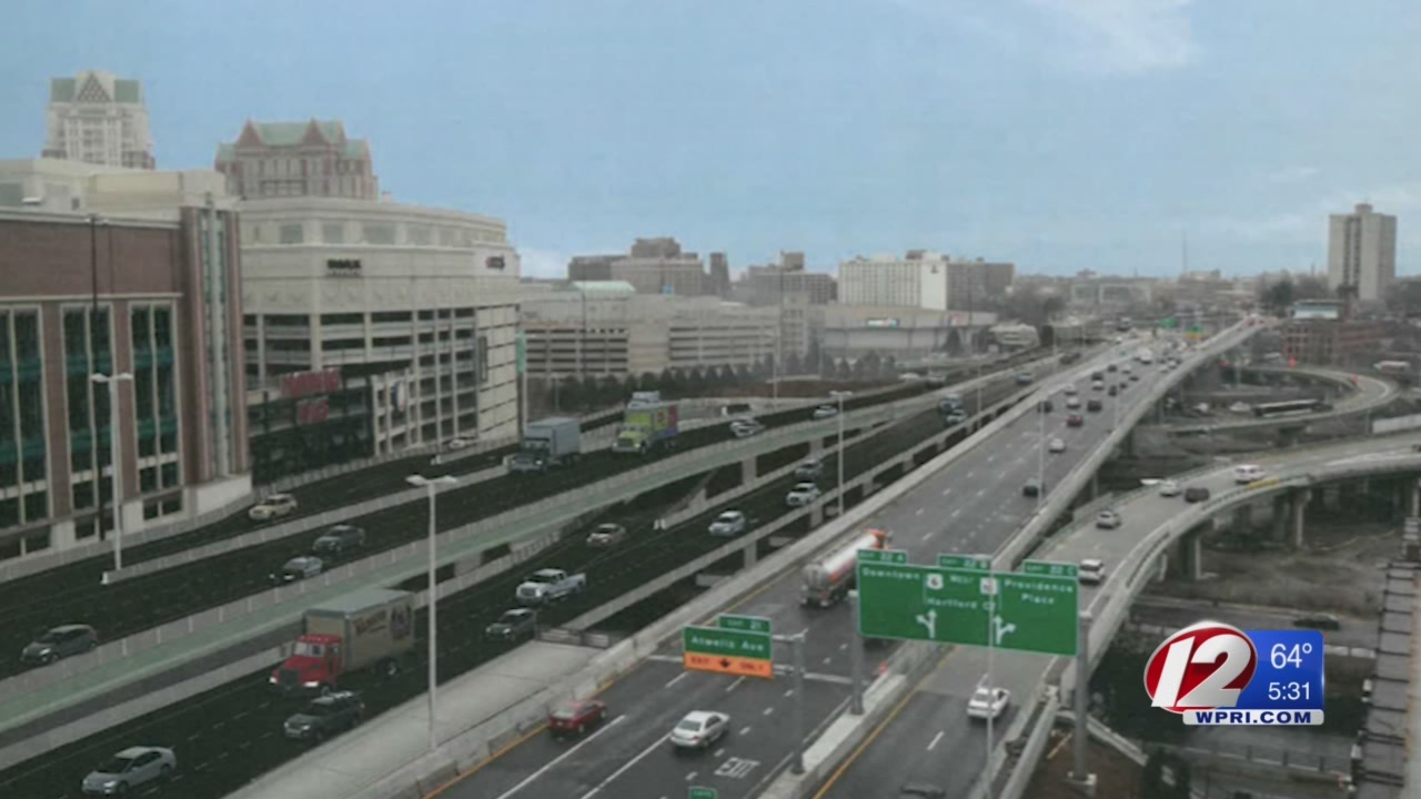 RIDOT seeks to borrow $200M for I-95 Viaduct bridge project