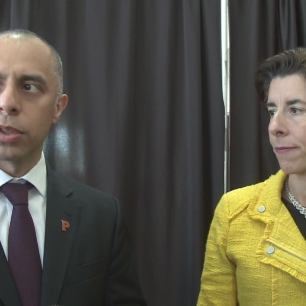 Raimondo, Elorza announce plan to improve Providence schools
