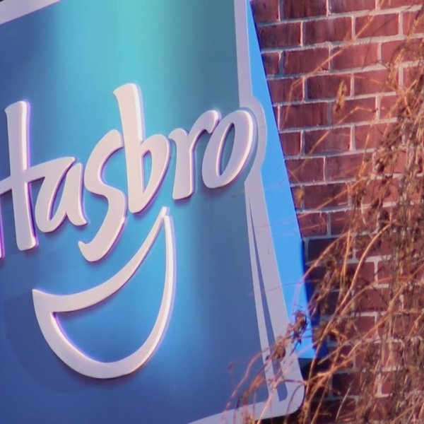 Raimondo focused on keeping Hasbro in RI