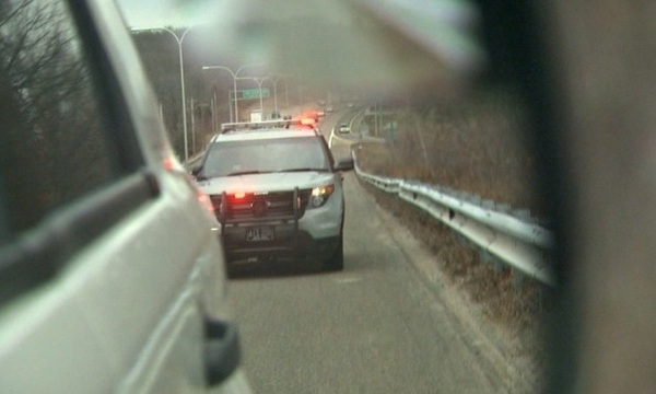 Small percentage of RI police trained to detect high driving