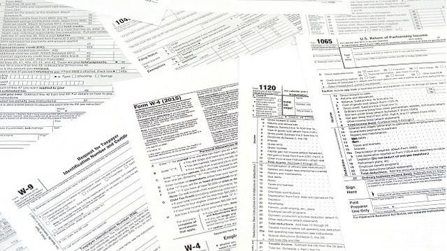 Tax Day comes a bit later in 2 New England states