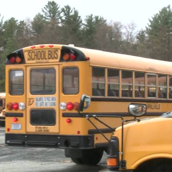 Video Now: Burrillville Middle, High Schools on Lockdown