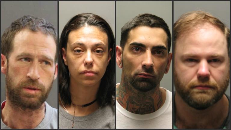 Warwick drug suspects
