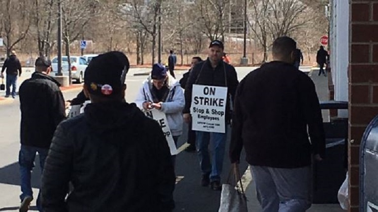Stop and Shop Stop & Shop strike
