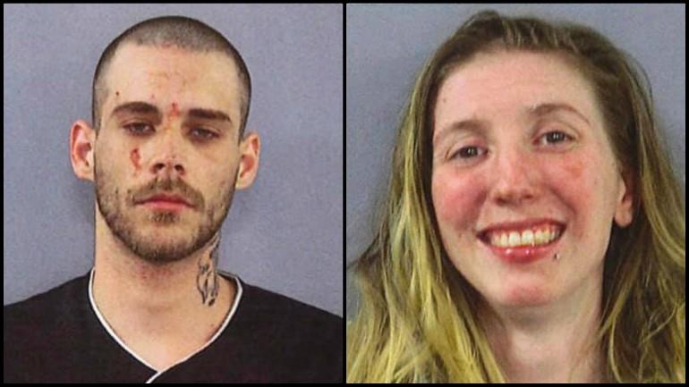 Westport car break suspects