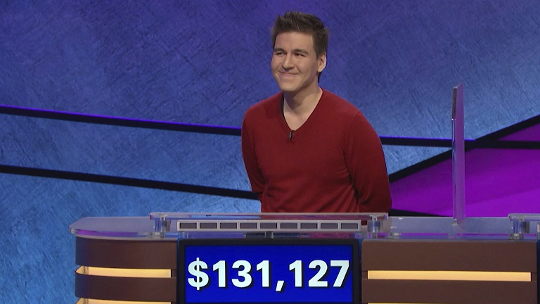 Jeopardy! record gambler James Holzhauer