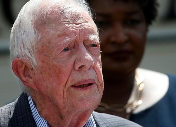 Jimmy Carter Health_1557777966566