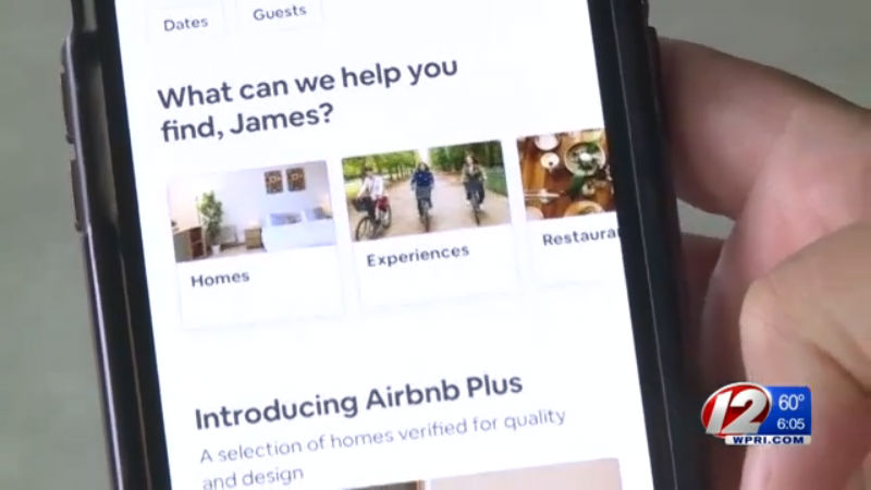 Providence hopes to establish new rules for 'AirBnB'