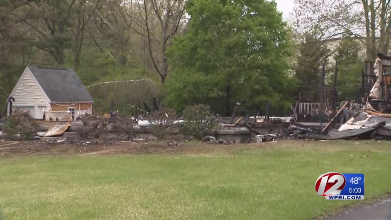 Chief: Lack of hydrant delayed firefighting in Johnston