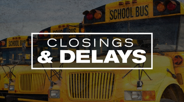 Closings and Delays | WPRI com