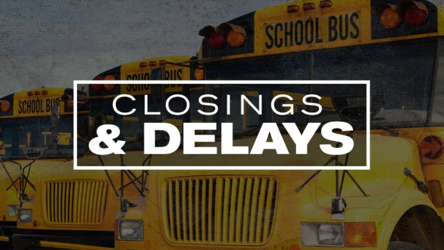 Pinpoint Weather 12 Closings & Delays