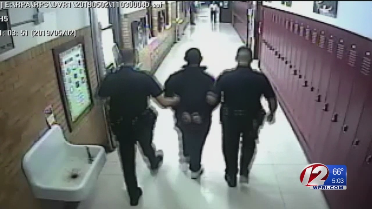 Fall River police, school: Officers justified in using force on student