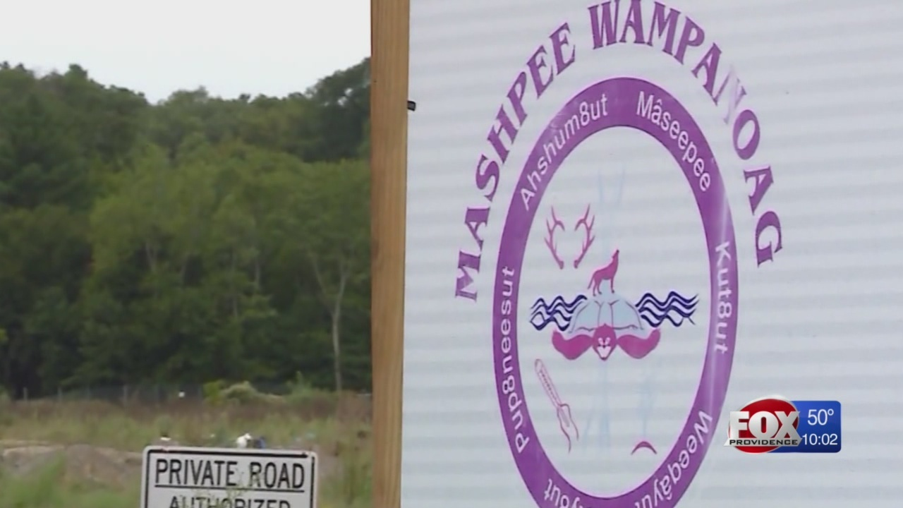 House approves bill to aid casino bid by Massachusetts tribe