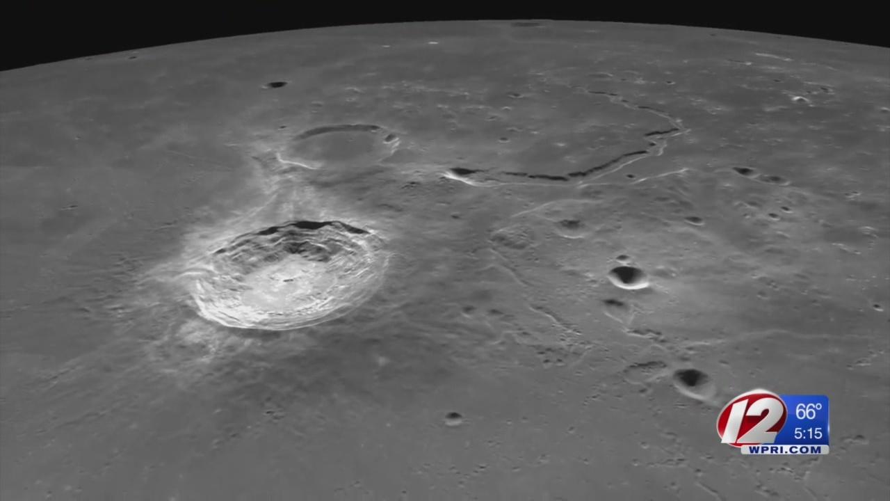 Local professor discovers 'moonquakes'
