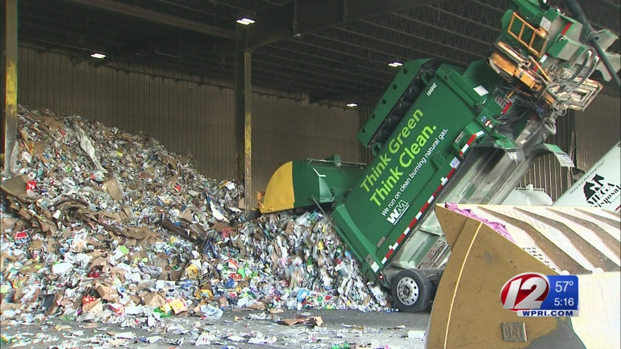 New campaign launches to improve recycling rates in RI