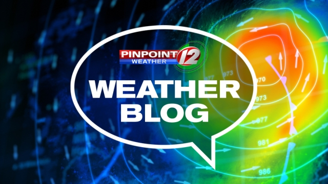 Pinpoint Weather 12 Weather Blog