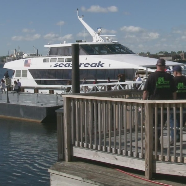 Providence-Newport Ferry adds weekend service to Bristol