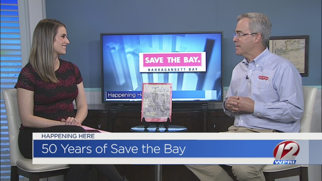 Swimming into 50 Years with Save the Bay