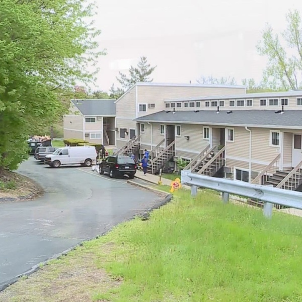 Tenants of Johnston complex could begin moving back in this weekend