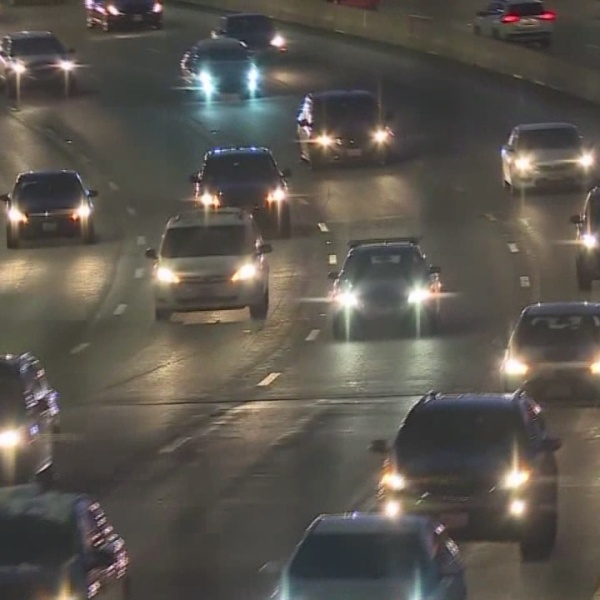Travel delays likely as people hit the road for holiday weekend